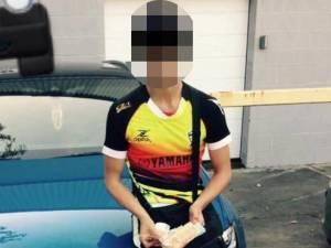 """Un jeune Liégeois vole une voiture et s'en vante sur Facebook: """"Croquer le fruit du péché"""""""