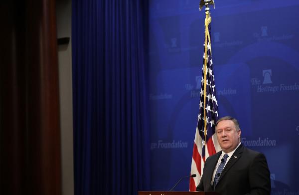 **Spierballentaal uit Amerika: Iran krijgt de 'strengste sancties in de geschiedenis' opgelegd**