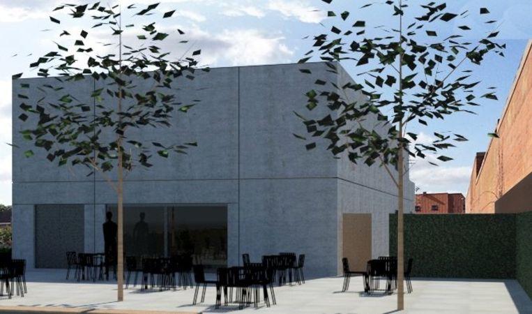 Jeugdhuis Jakkedoe verhuist na de zomer naar een nieuw gebouw in de Pompoenstraat.