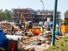 Man raakt zwaargewond na ongeval met stroomkabel in Cuijk, wijk zonder stroom