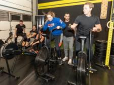 Edwin en Michael lieten een droom uitkomen met de opening van CrossFit Nieuwendijk