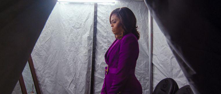 Michelle Obama. Beeld Netflix