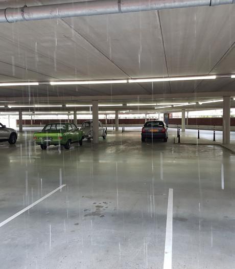 Veel schade door slechte parkeergarage: Kampen eist vergoeding voor álle onkosten