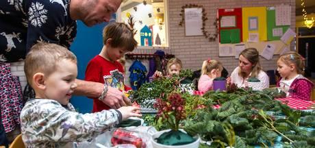 Frits uit Deventer wil het onderwijs opfleuren met bloemen