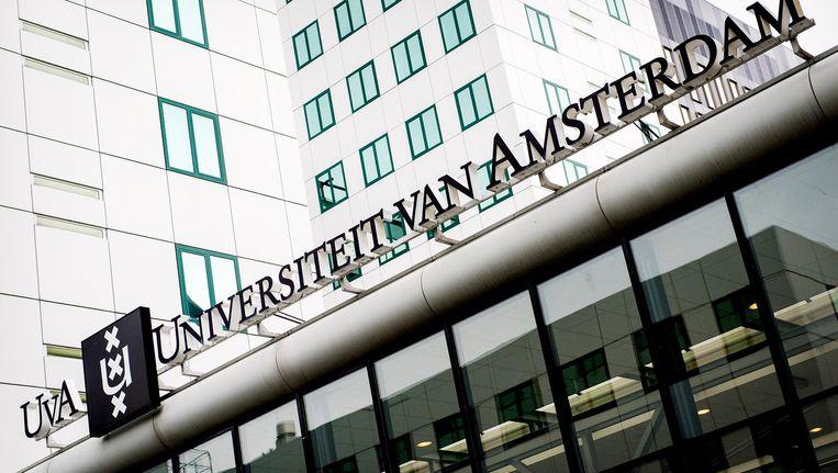 Geert ten Dam: 'Een open en inclusieve cultuur voor iedereen is essentieel voor de hele UvA' Beeld anp