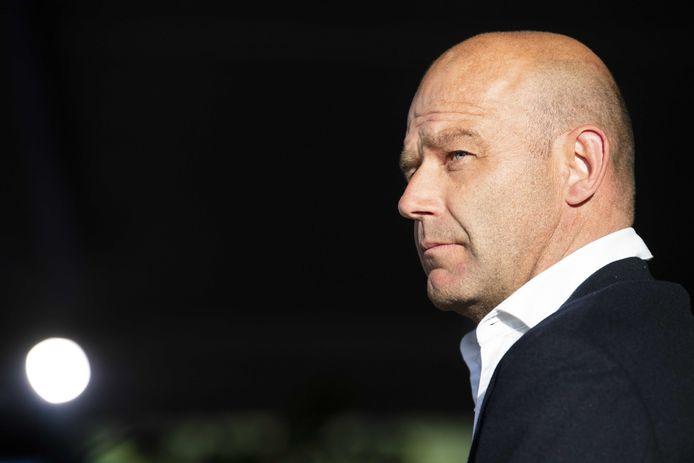 Het is de tweede nederlaag in drie duels voor Den Bosch-coach Erik Verboom