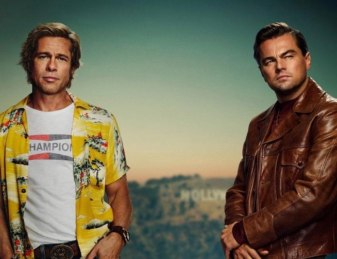 'One Upon A Time In Hollywood'