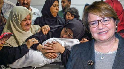 """""""55 dode Palestijnen waren allemaal terroristen"""": Reynders roept ambassadrice op het matje"""