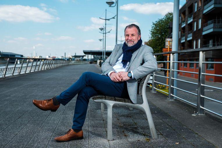 Bomenaar Guy Sempels heeft het burgerplatform Pro-Boom opgericht.