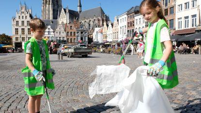 Bijna 900 Maneblussers nemen deel aan 'World Cleanup Day' in Dijlestad