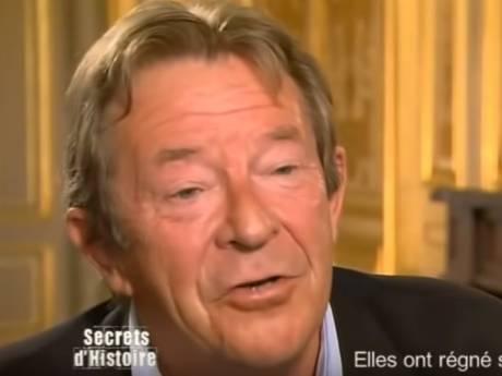 """Décès de Michel De Decker, chroniqueur de """"Secrets d'Histoire"""""""