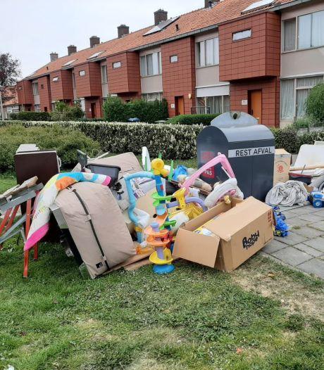 Paasverdriet in Arnhem: tegen bende bij afvalcontainers valt niet op te ruimen