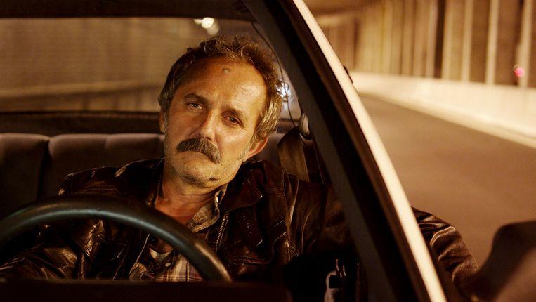 Antonio Durán 'Morris' in de film Dhogs. Beeld RV
