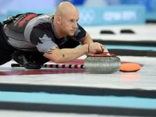 Olympisch curlingkampioen dronken uit toernooi gezet
