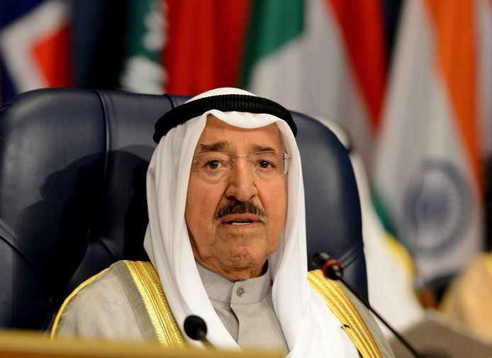 Sabah Al-Ahmad Al-Jaber Al-Sabah overleed op 91-jarige leeftijd.