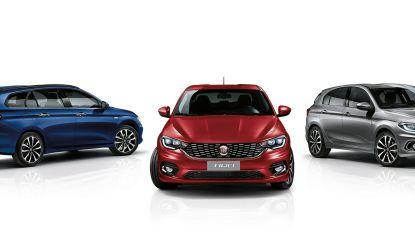 Fiat Tipo: één karakter, driemaal anders