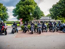 Motorrijders, blijft thuis: 'Je wilt de zorg niet extra belasten'