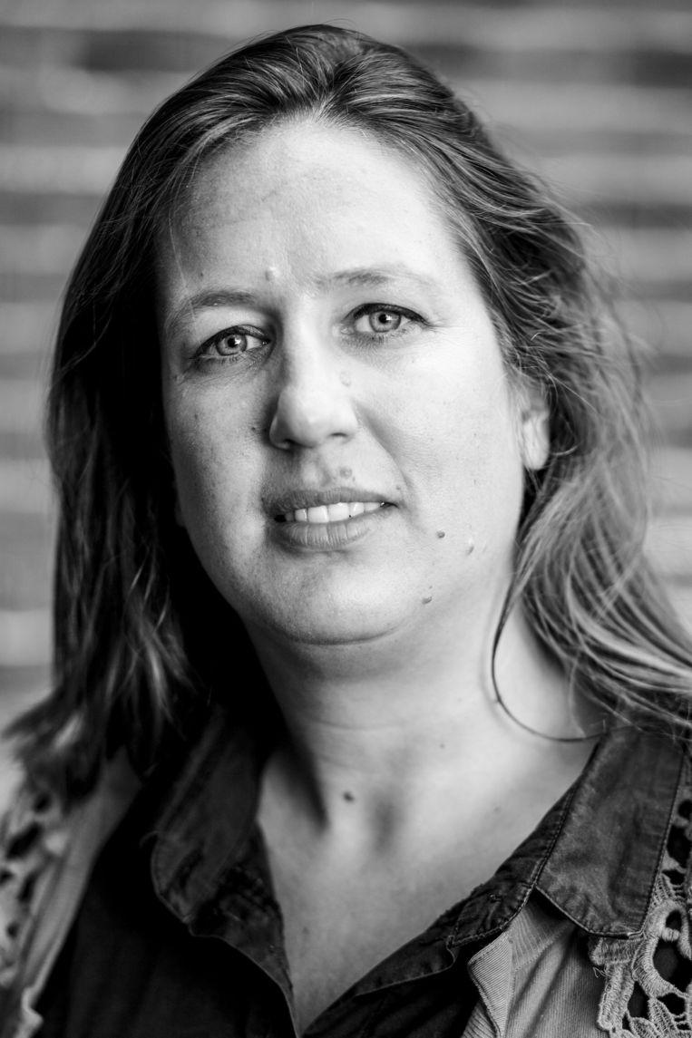 Marjolein Moorman, PvdA-fractievoorzitter Beeld Femke Boermans