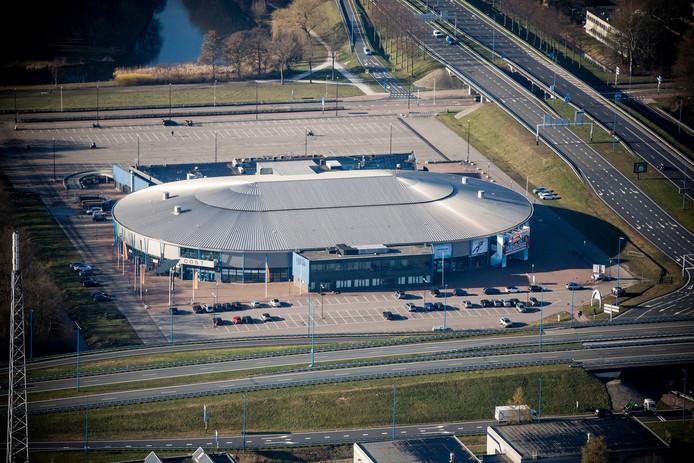 Silverdome in Zoetermeer in Van Boven