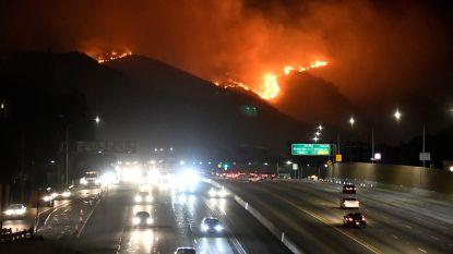 Bosbranden L.A. bedreigen superrijken