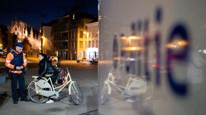 25 fietsers niet in orde met fietsverlichting