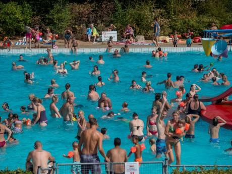 Lange zwembadverboden in Arnhem en Nijmegen vormen uitzondering