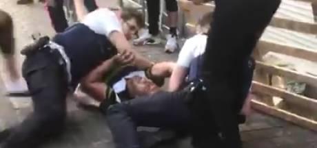 """Des policiers violentés à Anderlecht, une enquête ouverte: """"Pas une commune facile"""""""