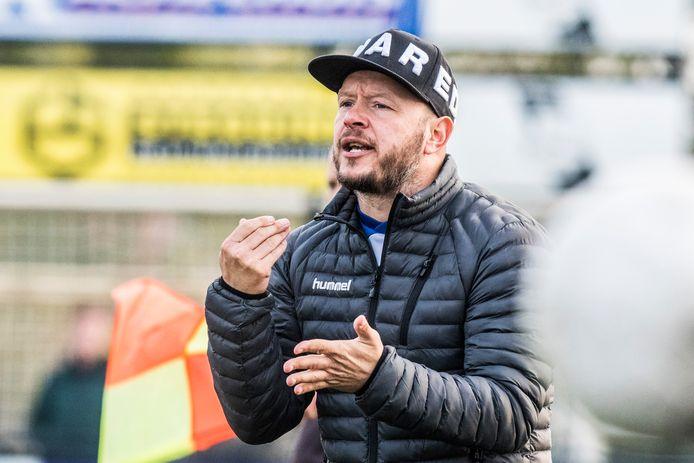 Eilermark-trainer Wesley Sanders zag in vijf seizoenen tijd heel veel spelers komen en gaan.