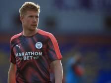 De Bruyne et Manchester City, une histoire d'amour qui devrait durer
