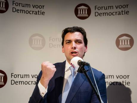 Vanuit het niets tussen de grote jongens, Forum voor Democratie scoort ook in 'links' Delft