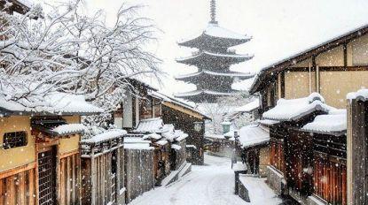 Hoge golven en lawines: Japan waarschuwt voor zware sneeuwstormen