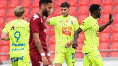 Uitblinkers Odjidja en Yaremchuk loodsen AA Gent naar 0-3-zege tegen Metz, David blijft op de tribunes