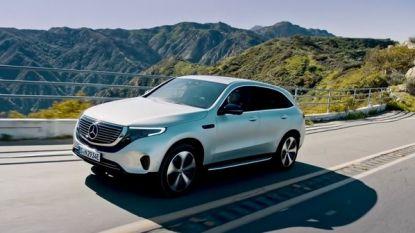 Mercedes zegt vanaf 2039 alleen nog CO₂-neutrale auto's te produceren