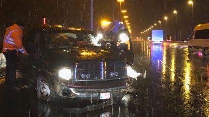 Zwaar ongeval in Oostkamp aan oprit E40