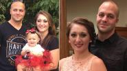 Megan (27) weet niet dat ze vorige week is bevallen omdat ze in coma ligt door coronavirus