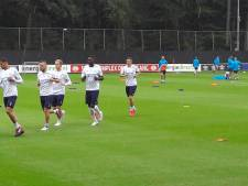 Thomas sluit aan bij PSV, ploeg komt fit uit duel met FC Utrecht