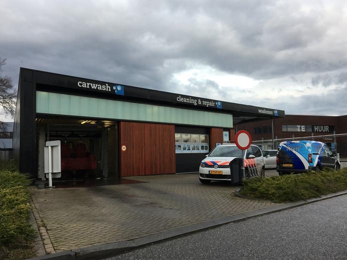 Autowasstraat Wash & Go in Cuijk
