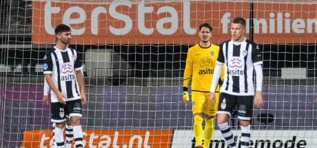 FC Twente verloor bijna alle duels en Heracles domineerde zonder de bal