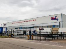 Terrein Van Wanrooy Transport verkocht