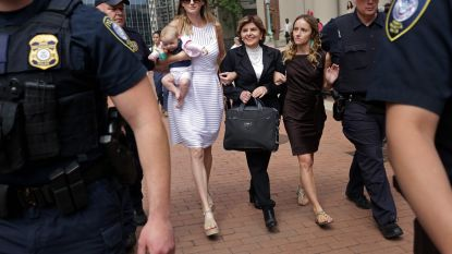 Slachtoffers Jeffrey Epstein laten woede vrije loop in rechtbank