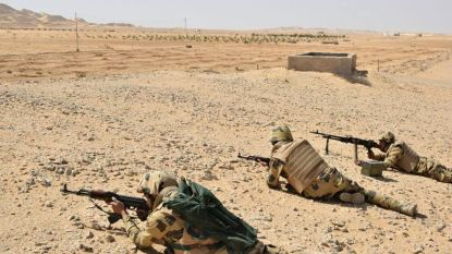"""""""Dreigende humanitaire crisis"""" in Egyptische Sinaï"""