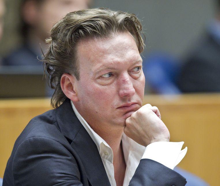PvdA'er Tjeerd van Dekken. Beeld ANP