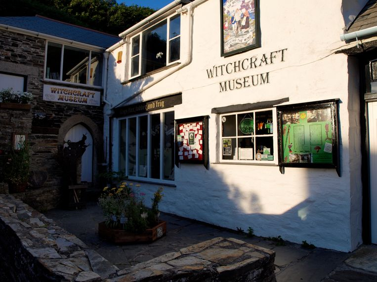 Museum of Witchcraft and Magic Beeld Getty