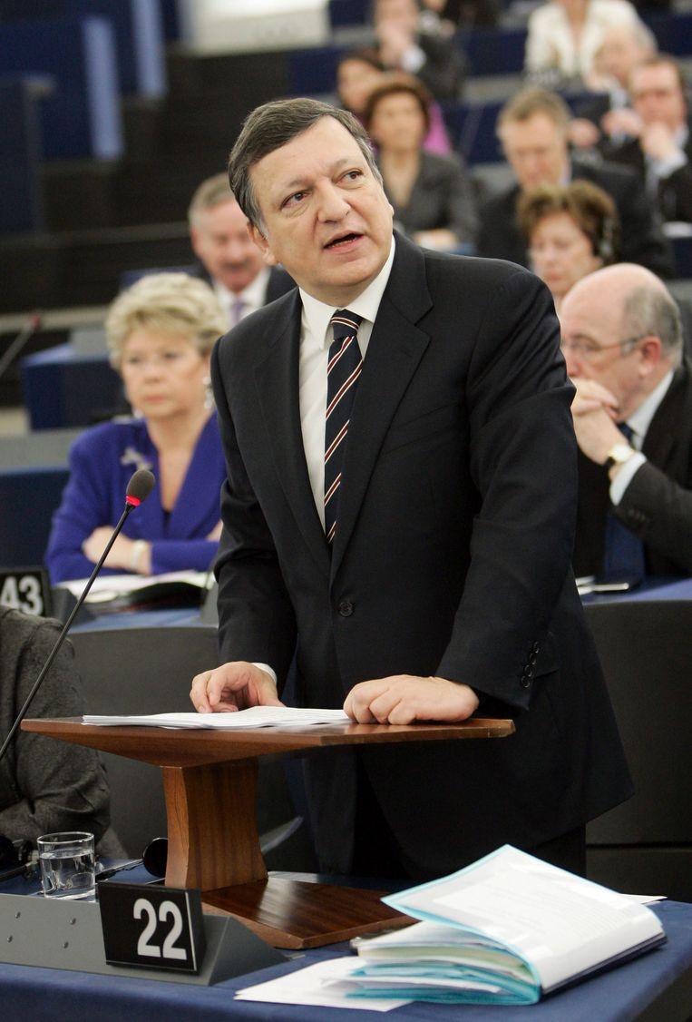 De positie van wetenschappelijk hoofdadviseur werd in 2012 in het leven geroepen door toenmalig Commissievoorzitter José Manuel Barroso. Beeld epa