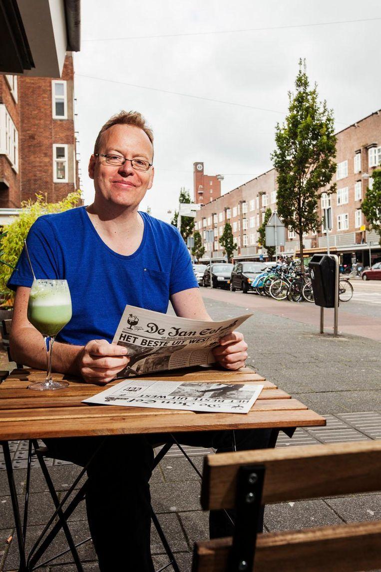 Jeroen Jonkers Beeld Bram Belloni/31pictures.nl