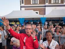 Blauwe waas over Elst voor eerste Vierdaagsedag