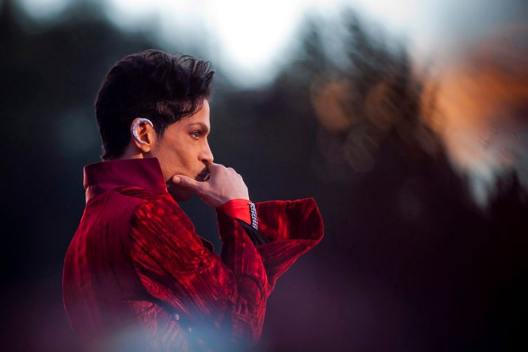 Prince. Beeld EPA