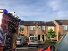 Woningbrand in Putten onder controle