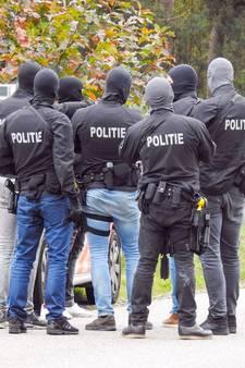 Politieactie in Maarheeze ten einde, arrestatieteam in volle vaart vertrokken