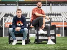 Heracles wil verder met verdedigers en verlengt contract Hardeveld
